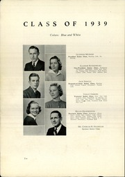 Page 14, 1939 Edition, Southwest High School - Sachem Yearbook (Kansas City, MO) online yearbook collection