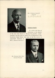 Page 9, 1939 Edition, Southwest High School - Sachem Yearbook (Kansas City, MO) online yearbook collection