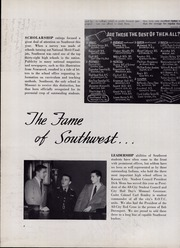 Page 8, 1958 Edition, Southwest High School - Sachem Yearbook (Kansas City, MO) online yearbook collection