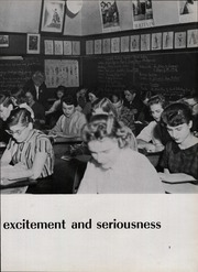 Page 11, 1959 Edition, Southwest High School - Sachem Yearbook (Kansas City, MO) online yearbook collection