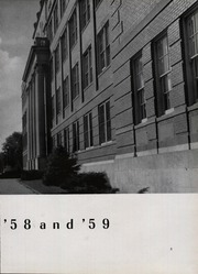 Page 9, 1959 Edition, Southwest High School - Sachem Yearbook (Kansas City, MO) online yearbook collection