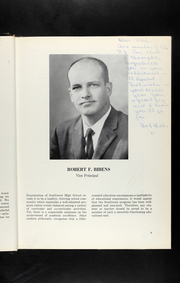 Page 13, 1961 Edition, Southwest High School - Sachem Yearbook (Kansas City, MO) online yearbook collection