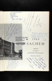 Page 7, 1964 Edition, Southwest High School - Sachem Yearbook (Kansas City, MO) online yearbook collection