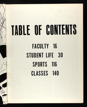 Page 9, 1970 Edition, Southwest High School - Sachem Yearbook (Kansas City, MO) online yearbook collection