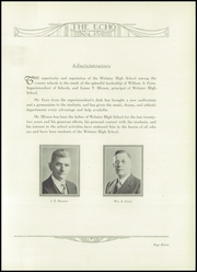 Page 17, 1929 Edition, Webster Groves High School - Echo Yearbook (Webster Groves, MO) online yearbook collection
