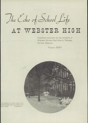 Page 7, 1947 Edition, Webster Groves High School - Echo Yearbook (Webster Groves, MO) online yearbook collection