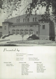 Page 10, 1949 Edition, Webster Groves High School - Echo Yearbook (Webster Groves, MO) online yearbook collection