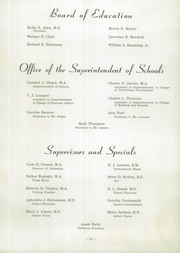 Page 16, 1949 Edition, Webster Groves High School - Echo Yearbook (Webster Groves, MO) online yearbook collection