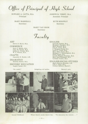 Page 17, 1949 Edition, Webster Groves High School - Echo Yearbook (Webster Groves, MO) online yearbook collection