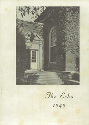 Page 5, 1949 Edition, Webster Groves High School - Echo Yearbook (Webster Groves, MO) online yearbook collection