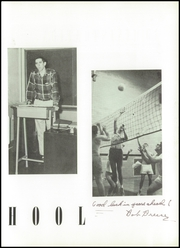Page 13, 1958 Edition, Webster Groves High School - Echo Yearbook (Webster Groves, MO) online yearbook collection