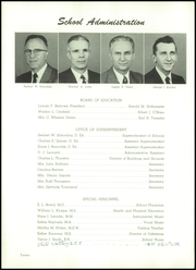Page 16, 1958 Edition, Webster Groves High School - Echo Yearbook (Webster Groves, MO) online yearbook collection