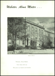 Page 8, 1958 Edition, Webster Groves High School - Echo Yearbook (Webster Groves, MO) online yearbook collection