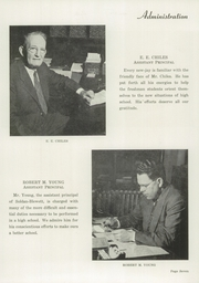 Page 11, 1949 Edition, Soldan Blewett High School - Reflector Yearbook (St Louis, MO) online yearbook collection