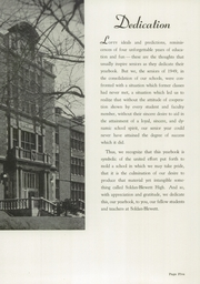 Page 9, 1949 Edition, Soldan Blewett High School - Reflector Yearbook (St Louis, MO) online yearbook collection