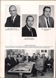 Page 10, 1963 Edition, Wentzville High School - Pow Wow Yearbook (Wentzville, MO) online yearbook collection
