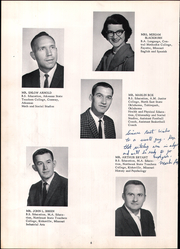 Page 12, 1963 Edition, Wentzville High School - Pow Wow Yearbook (Wentzville, MO) online yearbook collection