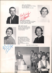Page 14, 1963 Edition, Wentzville High School - Pow Wow Yearbook (Wentzville, MO) online yearbook collection