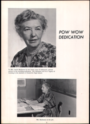 Page 6, 1963 Edition, Wentzville High School - Pow Wow Yearbook (Wentzville, MO) online yearbook collection