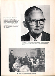 Page 7, 1963 Edition, Wentzville High School - Pow Wow Yearbook (Wentzville, MO) online yearbook collection