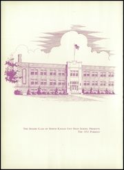 Page 14, 1952 Edition, North Kansas City High School - Purgold Yearbook (North Kansas City, MO) online yearbook collection