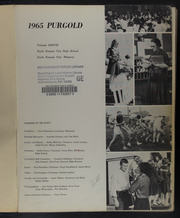 Page 5, 1965 Edition, North Kansas City High School - Purgold Yearbook (North Kansas City, MO) online yearbook collection