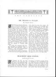 Page 12, 1926 Edition, Beaumont High School - Caduceus Yearbook (St Louis, MO) online yearbook collection