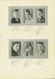 Page 17, 1927 Edition, Beaumont High School - Caduceus Yearbook (St Louis, MO) online yearbook collection