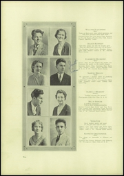 Page 14, 1933 Edition, Beaumont High School - Caduceus Yearbook (St Louis, MO) online yearbook collection