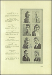 Page 15, 1933 Edition, Beaumont High School - Caduceus Yearbook (St Louis, MO) online yearbook collection