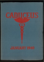 1940 Edition, Beaumont High School - Caduceus Yearbook (St Louis, MO)