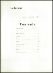 Page 10, 1956 Edition, Beaumont High School - Caduceus Yearbook (St Louis, MO) online yearbook collection