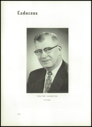 Page 12, 1956 Edition, Beaumont High School - Caduceus Yearbook (St Louis, MO) online yearbook collection