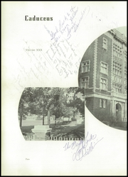 Page 6, 1956 Edition, Beaumont High School - Caduceus Yearbook (St Louis, MO) online yearbook collection