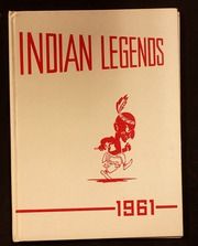 1961 Edition, Fort Osage High School - Indian Legends Yearbook (Independence, MO)