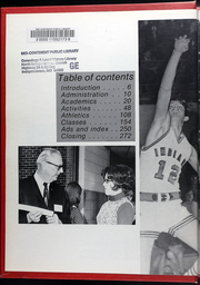Page 6, 1970 Edition, Fort Osage High School - Indian Legends Yearbook (Independence, MO) online yearbook collection