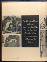 Page 10, 1972 Edition, Fort Osage High School - Indian Legends Yearbook (Independence, MO) online yearbook collection