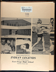 Page 5, 1972 Edition, Fort Osage High School - Indian Legends Yearbook (Independence, MO) online yearbook collection