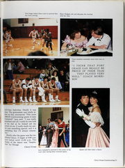 Page 17, 1985 Edition, Fort Osage High School - Indian Legends Yearbook (Independence, MO) online yearbook collection