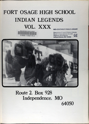 Page 5, 1985 Edition, Fort Osage High School - Indian Legends Yearbook (Independence, MO) online yearbook collection