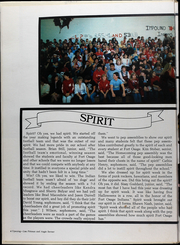 Page 8, 1985 Edition, Fort Osage High School - Indian Legends Yearbook (Independence, MO) online yearbook collection