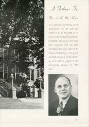 Page 13, 1947 Edition, Saint Charles High School - Charlemo Yearbook (St Charles, MO) online yearbook collection