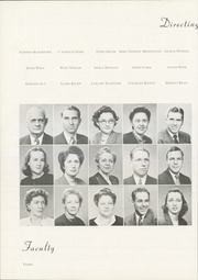 Page 16, 1947 Edition, Saint Charles High School - Charlemo Yearbook (St Charles, MO) online yearbook collection
