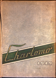 1949 Edition, Saint Charles High School - Charlemo Yearbook (St Charles, MO)