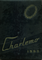 1955 Edition, Saint Charles High School - Charlemo Yearbook (St Charles, MO)