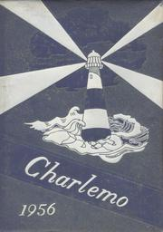 1956 Edition, Saint Charles High School - Charlemo Yearbook (St Charles, MO)