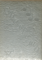 1957 Edition, Saint Charles High School - Charlemo Yearbook (St Charles, MO)
