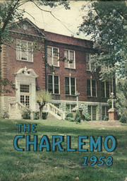 1958 Edition, Saint Charles High School - Charlemo Yearbook (St Charles, MO)