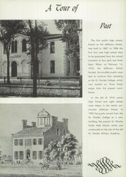 Page 8, 1958 Edition, Saint Charles High School - Charlemo Yearbook (St Charles, MO) online yearbook collection