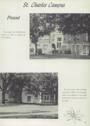 Page 9, 1958 Edition, Saint Charles High School - Charlemo Yearbook (St Charles, MO) online yearbook collection